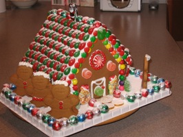 Gingerbread Houses are Masterpieces!