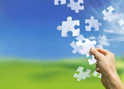 Puzzles help me forget my problems