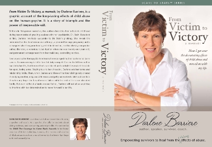 From Victim to Victory a Memoir