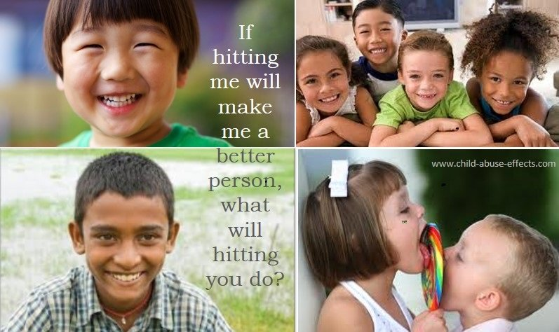 Abuse & Discipline - A Comparison: www.child-abuse-effects.com