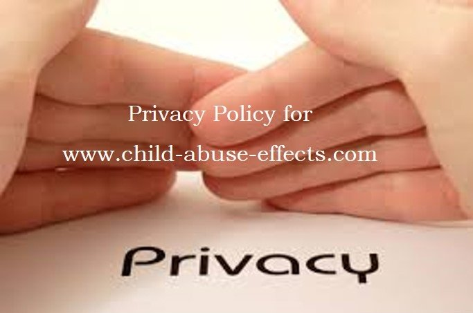 Privacy Policy: www.child-abuse-effects.com