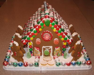 Healing Properties of Gingerbread and Candy